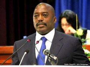 JOSEPH KABILA PRESIDENT DE LA RDC