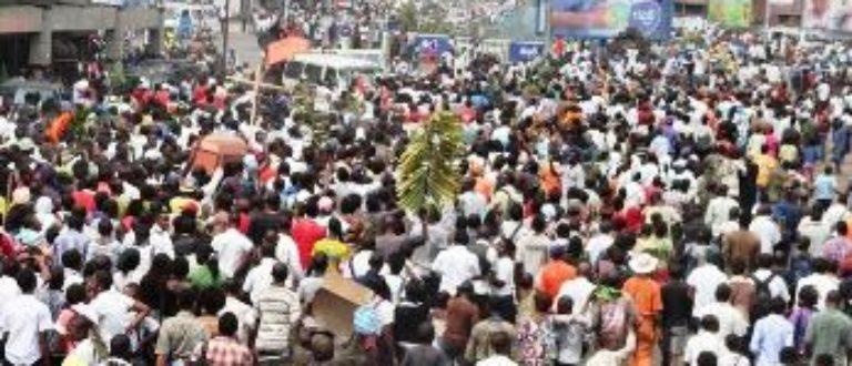 Article : Dieu est-il désolé pour les congolais ?