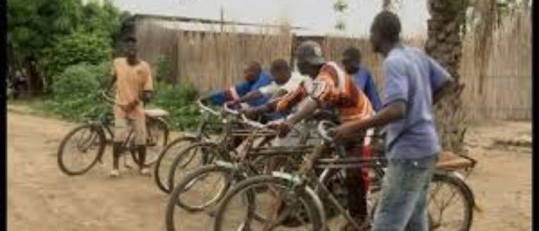 Article : Les funérailles du vélo de grand père