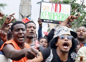 XENOPHOBIE EN RSA ph AFP
