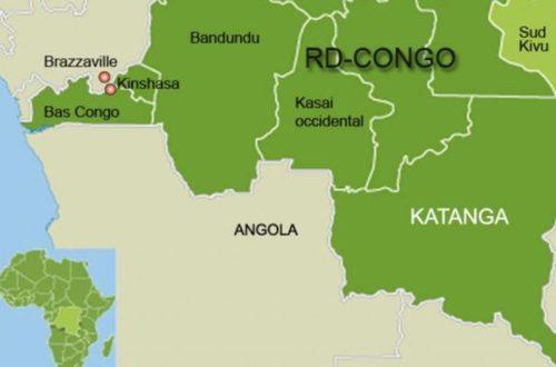 Article : RDC, un bébé âgé de 55 ans