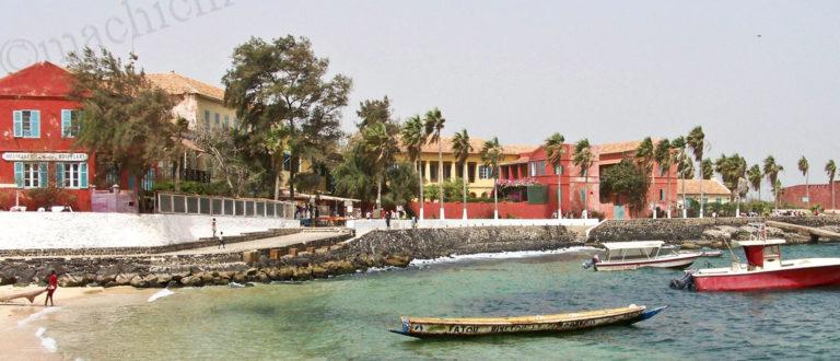 Article : À Dakar et sur l'île de Gorée
