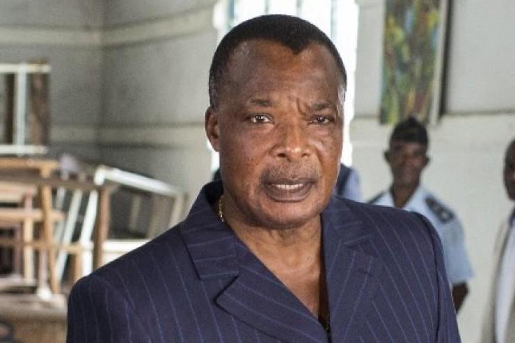 Sassou Nguesso: une prestation de serment sur les morts
