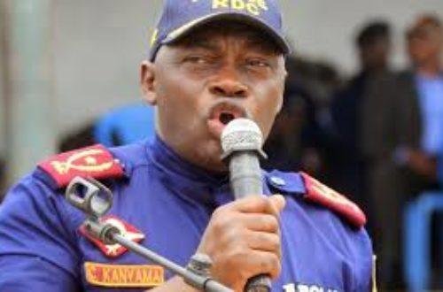 Article : RDC : le général Kanyama lâché par Kabila