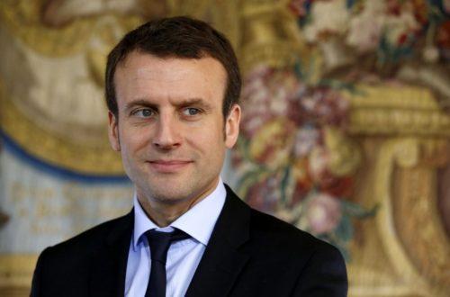 Article : Élection de Macron: les Africains sont soulagés