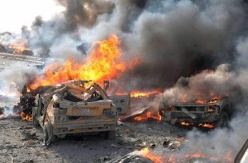 Article : Attentat de Kaboul: si c'est cela l'islam, alors je regrette d'être musulman