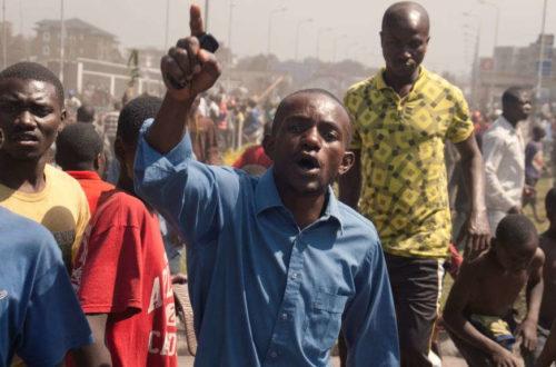 Article : Les mouvements citoyens sont-ils fatigués en Afrique?